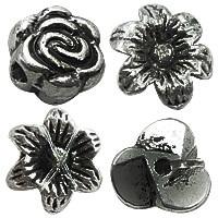 Металлические бусины черные