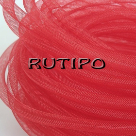 Регилин трубочатый красный, 8мм*1м