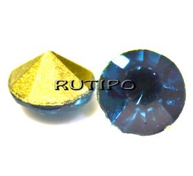 Конусный страз Blue Zircon 3мм,шт
