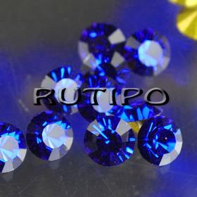 Кристаллы Sapphire , 2.6мм, шт