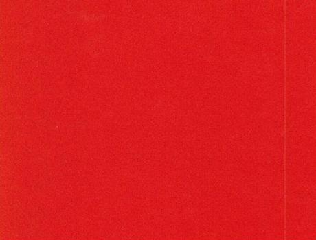 Фетр красный корал - 22.5*31*0.1см (США)