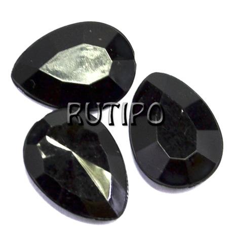Акриловий кристал, 18 * 13 * 5мм, шт