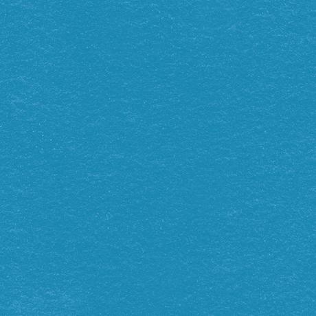 Фетр ярко-голубой - 22.5*31*0.1см (США)