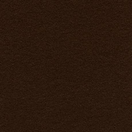Фетр темно-коричневый - 22.5*31*0.1см (США)