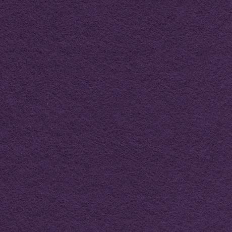 Фетр темно-фиолетовый - 22.5*31*0.1см (США)