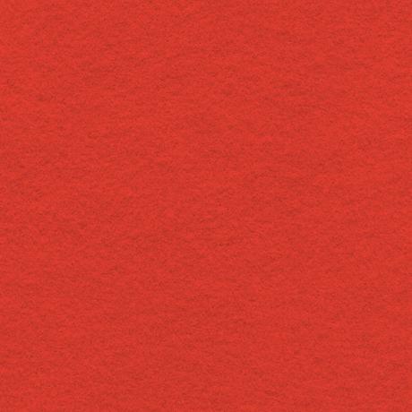 Фетр ярко-красный - 22.5*31*0.1см (США)