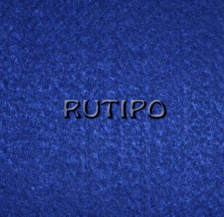Фетр синій, лист - 10 * 15 * 0.1см