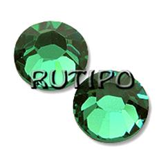 Стрази Emerald 1.9-2мм, 100шт
