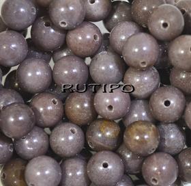 Бусина Кварцит пурпурный ,8мм, шт
