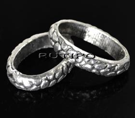 Декоративное кольцо 20*14*4мм, шт