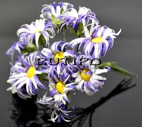Хризантеми фіолетові 30мм, 1 квітка