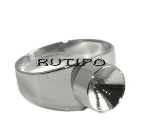 Кольцо- основа под риволи , шт