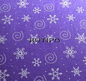 Фетр темно-фіолетовий