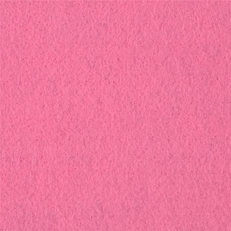 Фетр розовый - 22.5*31*0.1см (США)