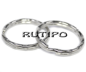 Ring for keychain 25mm, pcs