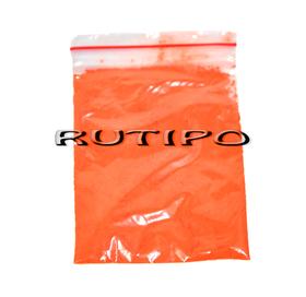 Пигмент флоуресцентный оранжевый, 1гр