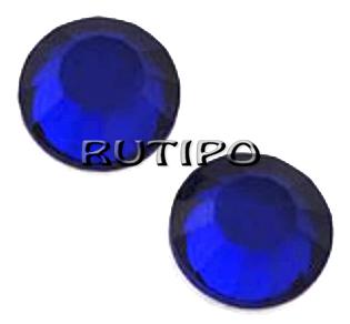 Стрази HotFix Sapphire 2.7-2.8мм, 100шт