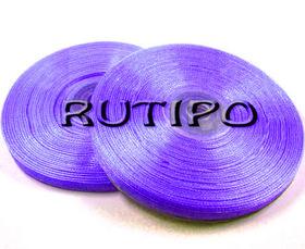 Лента органза фиолетовая, 7мм*1м