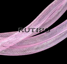 Регилин трубочатый розовый, 8мм*1м