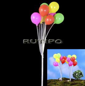 Миниатюра Воздушные шары 18*8см, комплект