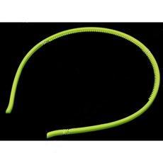 Обруч акриловый Зеленый, 4мм,шт