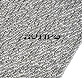 Витой люрексовый шнур, 3мм*1м