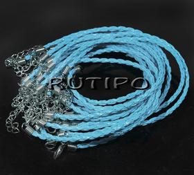 Основа для браслета SkyBlue 200*3мм, шт