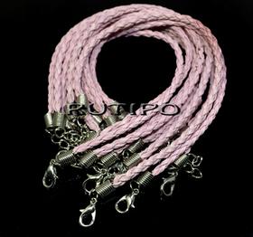 Основа для браслета рожева 200*3мм, шт
