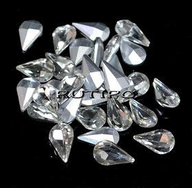Кристал крапля Crystal 10*6мм, шт
