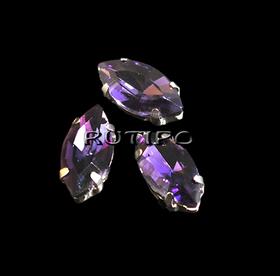 Шатон маркиз, Purple, 10*5*4мм, шт
