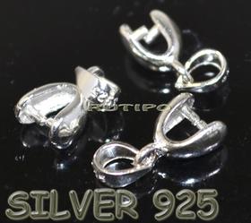 Бейл серебро 925 12мм, шт