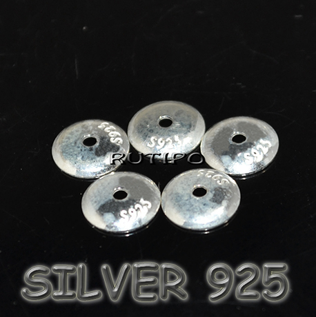 Обниматель серебро 925, 7мм, шт