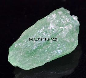 Флюорит зелений (Хлорофан) 37*20*19мм, 17.16г