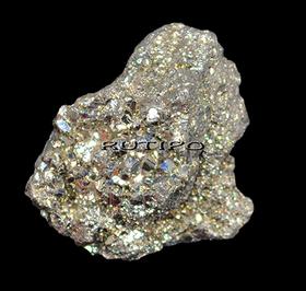 Pyrite druse 38*29*27mm, pcs