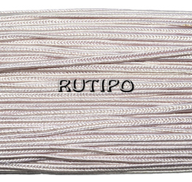 Сутажный шнур бежевый, 3мм*1м