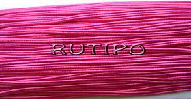 Сутажный шнур малиновый, 3мм*1м