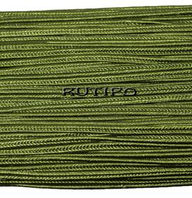 Сутажный шнур оливковый, 3мм*1м