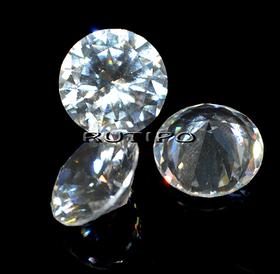 Кубический Цирконий А, Diamond, Clear 16мм, шт