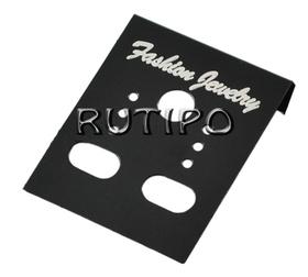 Пластиковый дисплей для бижутерии, шт